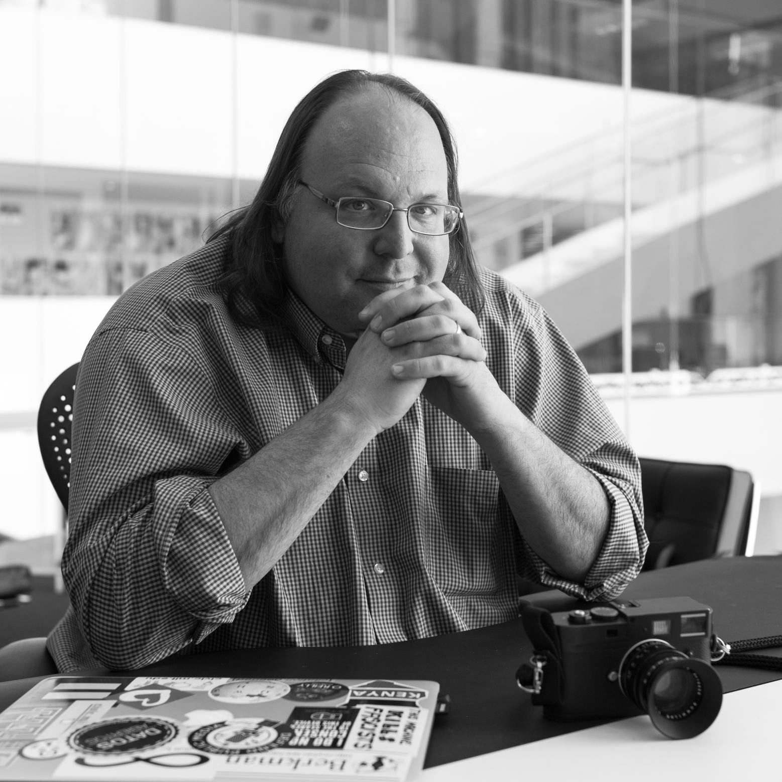 Ethan Zuckerman Bild: Twitter.