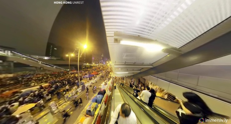 hongkong unrest